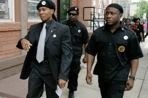 new black panthers