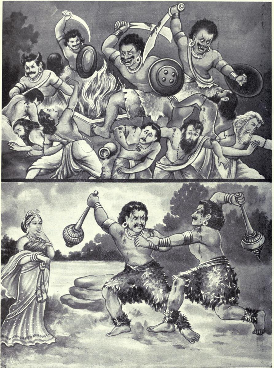 Bhagavad Gita: Demonic Qualities of Asuras, the Evil People