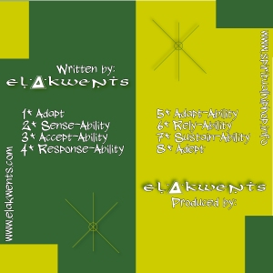 El*A*Kwents - Adept-Ability [TRACKLIST]