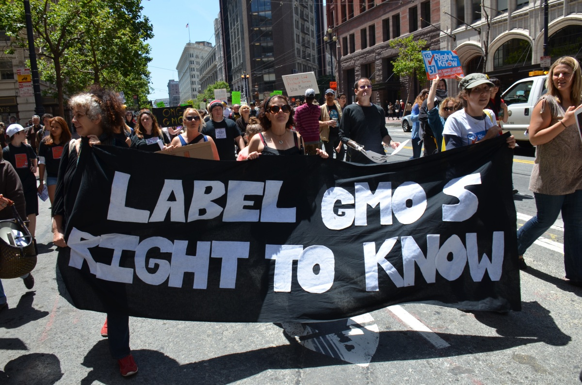Genetically Modified Organisms: Salmon, Labeling, and More 2016