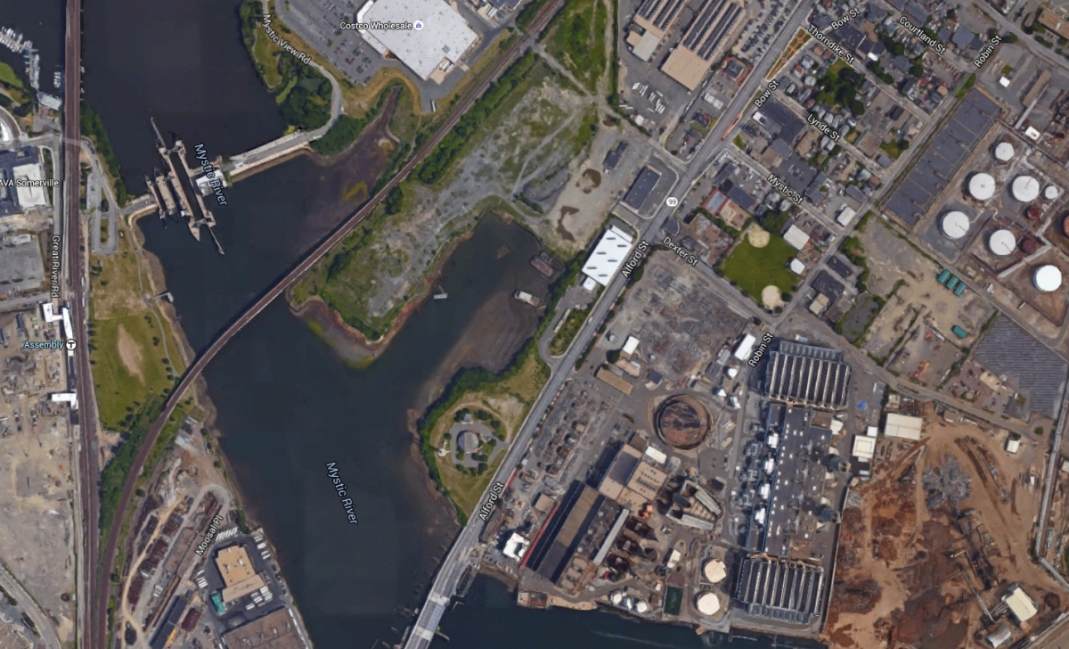 Monsanto and Others Left Everett, Massachusetts Doused in Toxins