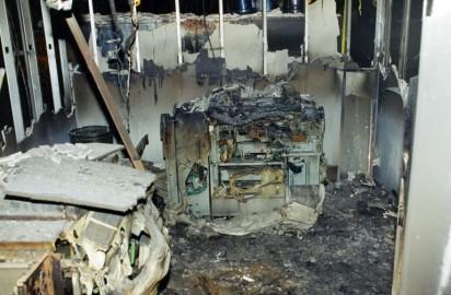 9-11 Pentagon Interior 13
